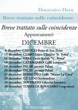 Appuntamenti dicembre